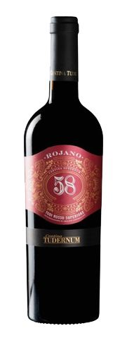 Rojano Rosso Todi IGT 0,75l 14,5 % 2015/ Tudernum