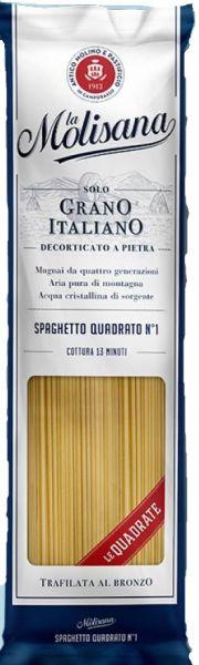 La Molisana 1 Spaghetto Quadrato N°1