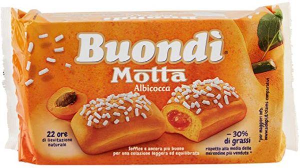 Buondi Albicocca 258g / Motta
