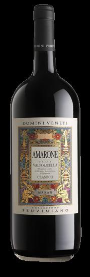 Amarone della Valpolicella DOCG Classico Collezione Pruviniano 1,5l in Holzbox 16% - 2014 / Domini V