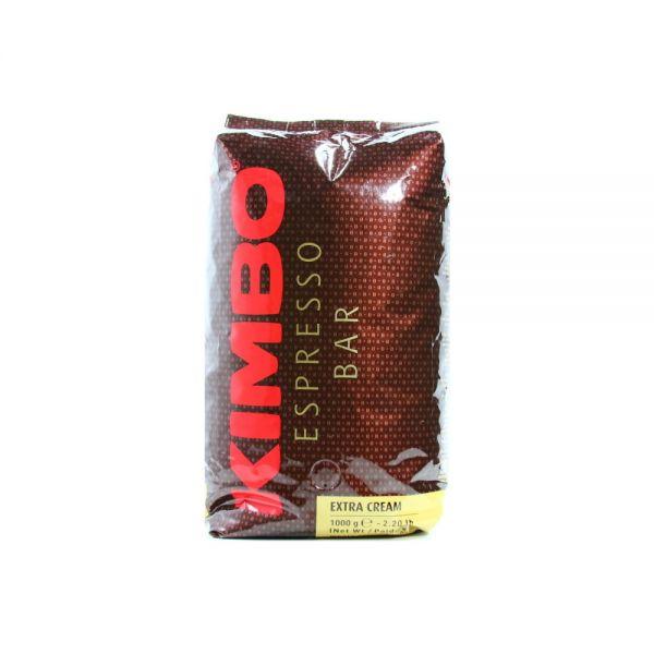 Caffe Espresso Bar extra Cream ganze Bohnen1Kg./Kimbo