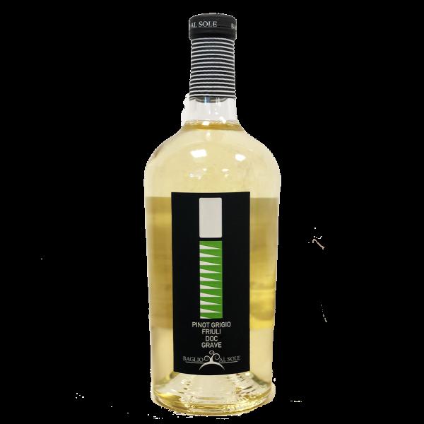 Pinot Grigio Friuli DOC 0,75 l 12,5%-2020 /Villa degli Olmi
