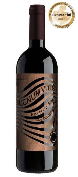 Lignum Vitis Frappato Shiraz Terre Siciliane IGT 0,75l 14% - 2019 / Enoitalia