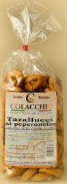 Tarallucci al Peperoncino 250 g Colacchio