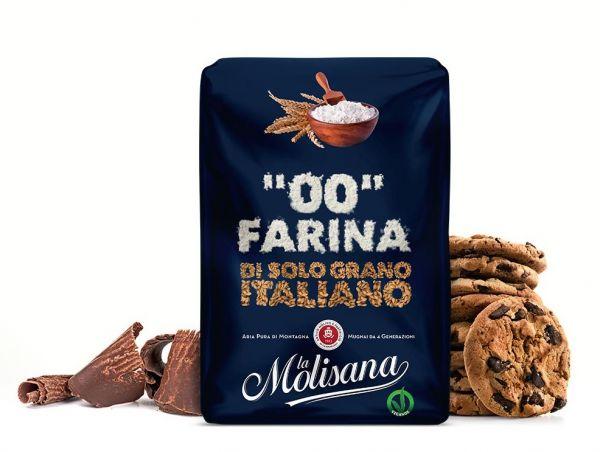 00 Farina Mehl 1 kg / La Molisana