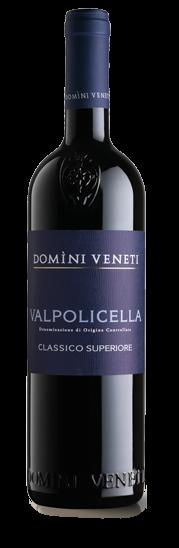 Valpolicella DOC Classico Superiore 0,75l 13,5% - 2018 / Domini Veneti