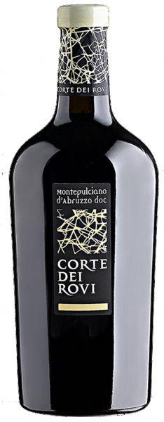 Corte dei Rovi Montepulciano d Abruzzo DOC 075l 12,5% - 2016