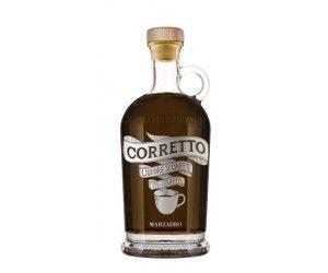 Corretto Liquore di Caffe in Grappa 0,05l 35% / Marzadro