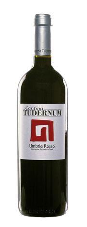 Rosso Umbria IGT 0,75l 13% 2018/ Tudernum