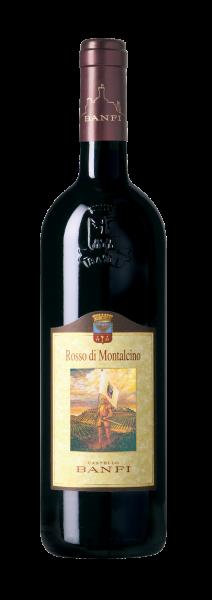 Rosso di Montalcino DOC 0,75l 13,5% - 2018 / Banfi