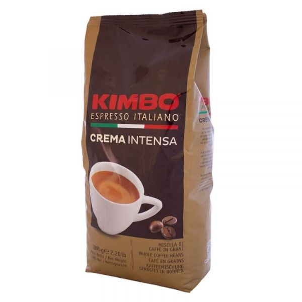 Caffe Kimbo Dolce Intensa 1 Kg ganze Bohnen/Kimbo