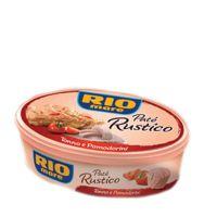 Pate Rustico Thunfischaufstrich mit Tomaten 115g / Rio Mare