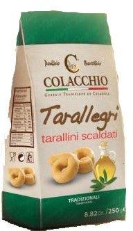 Tarallegri Tradizionali 250g/ Colacchio