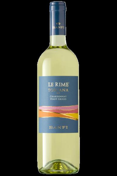 Le Rime Bianco 2018 IGT 0,75l 12%/ Banfi