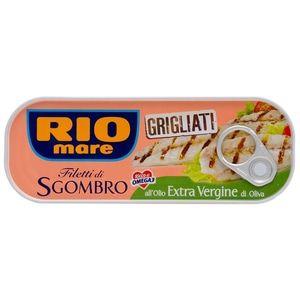 Filetti di Sgombro grigliati all Olio Oliva Rio Mare 120g