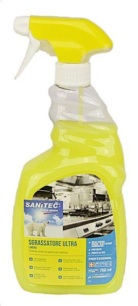 Fettlöser Limone 750 ml / Sanitec
