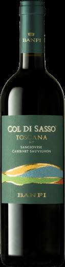 Col di Sasso Toscana IGT 0,75l 13% - 2018 / Banfi
