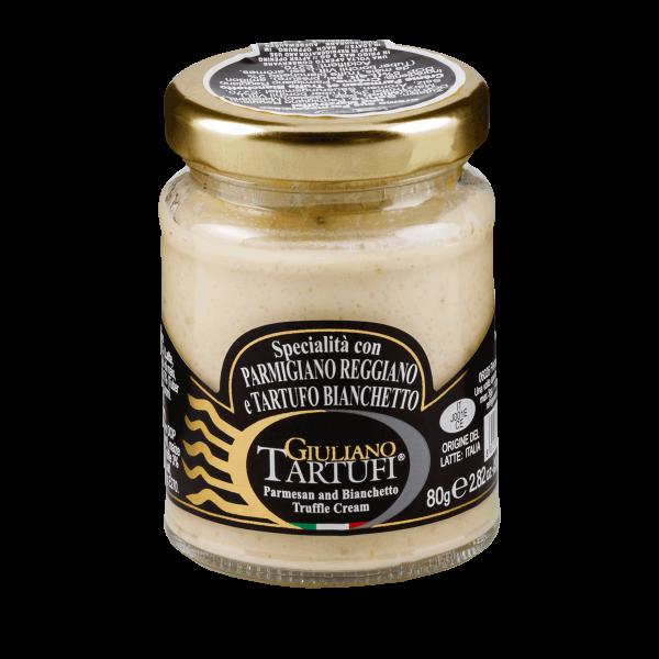 Creme aus Parmesankäse und Märztrüffel 80g / Giuliano Tartufi