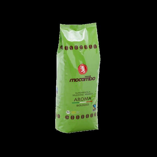 Caffe Aroma BIO Fairtrade ganze Bohnen 250g/Mocambo