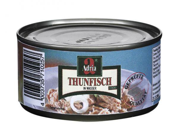 Thunfisch in Wasser 185g / Adria
