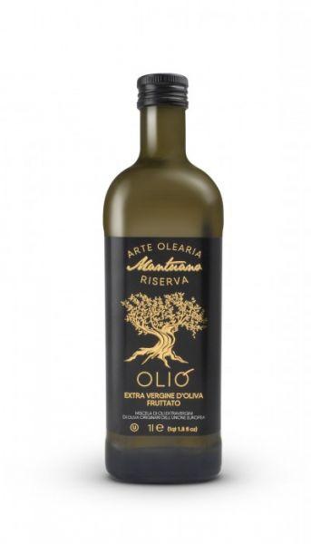 Olio extra vergine d´Oliva 0,75L 100% Italy / Verde Oro