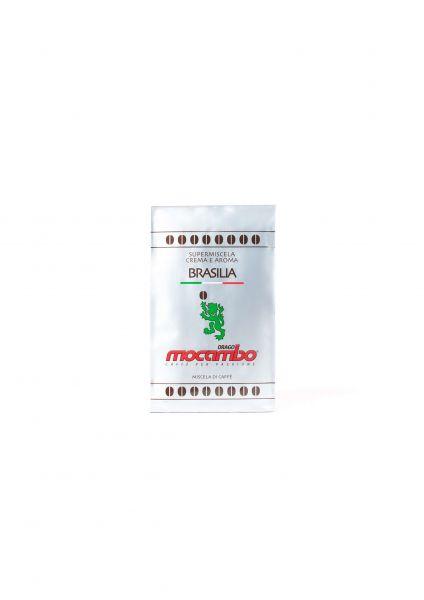 Caffe Brasilia Silber gemahlen 250 g/Mocambo