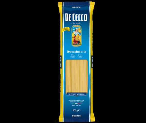 Bucatini Nr.15 500 g /De Cecco