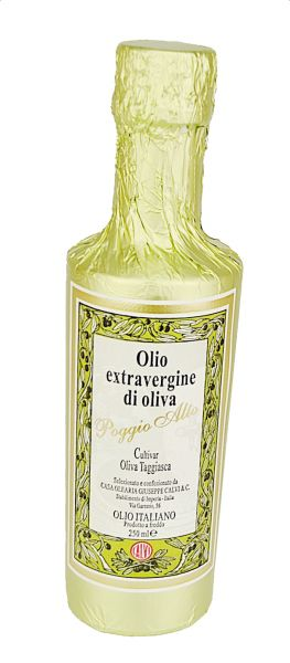 Olio extra vergine di Oliva Poggio Alto Olivenöl 0,25l / Calvi