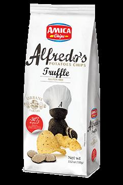 Alfredo´s Trüffel Chips 100g/ Amica