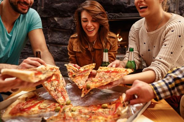 Pizza-Buffet Dienstag & Donnerstag