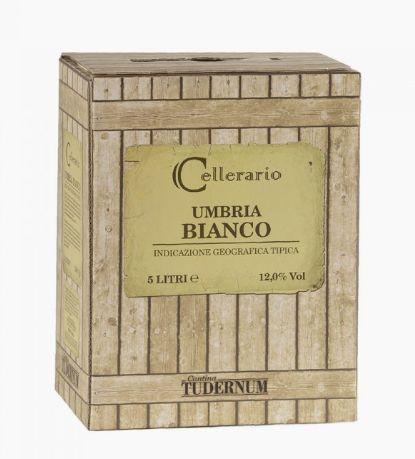 Bianco IGT Umbria 5l Bag Box 11,5 %/Cantina Tudernum