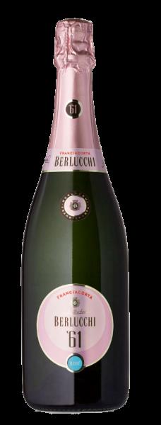 61 Franciacorta Rosé DOCG 0,75l 12,5% / Berlucchi