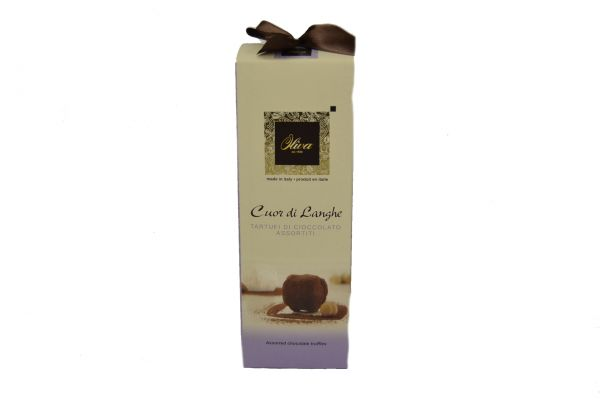 Cour di Langhe Tartufi di Cioccolato Assortiti 250 g/ Dulcio