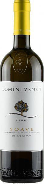 Soave Classico DOC 0,75l 12,5% - 2018 / Domini Veneti