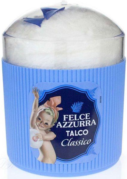 Körperpuder + Schwämmchen 250 gr./Felce Azzurra
