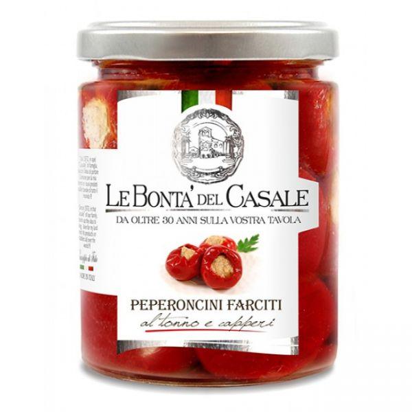 le_bonta_del_casale_peperoncini_farciti_al_tonno_e_capperi_314ml