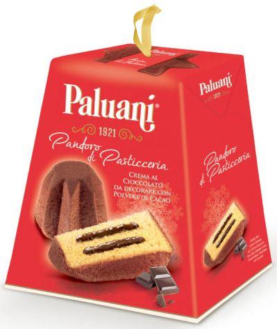 Pandoro Crema al Cioccolato 750g/ Paluani