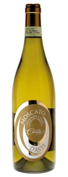 Moscato d Asti 5,5 % 2018 0,75 l DOC /Ceste