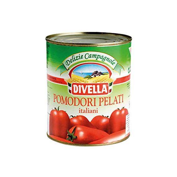 Pomodori Pelati Interi 800 g /Divella