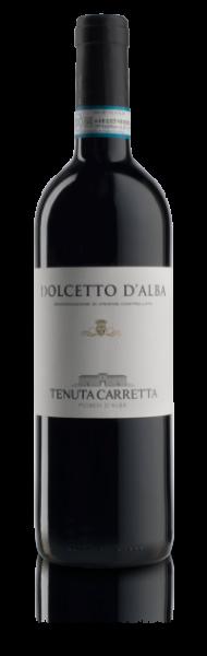 Dolcetto d Alba 0,75l 13,5% - 2019 / Tenuta Carretta