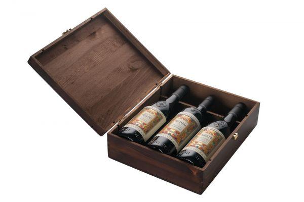 Collezione Pruvinano 3 Flaschen in Holzkiste / Domini Veneti