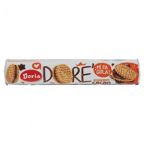 Doricrem Cacao e Nocciola 150g Doria/Bauli