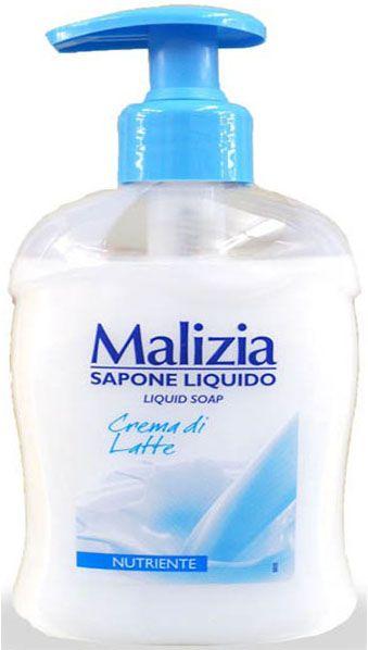 Flüssigseife Crema di Latte 300ml/Malizia
