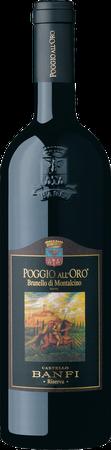 Poggio all´Oro Brunello di Montalcino DOCG Riserva 14% 0,75l - 2013 / Banfi