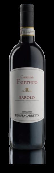 Cascina Ferrero Barolo DOCG 0,75l 14% - 2014 / Tenuta Carretta