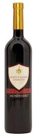 Montepulciano DOC 2015 13% 0,75l / Montenero