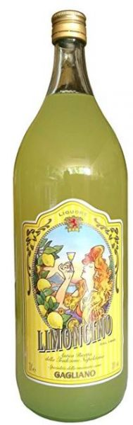 Limoncello Liköre 28% 2 Liter/Gagliano