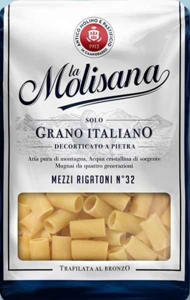 La Molisana 32 Mezzi Rigatoni