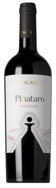Negroamaro Pinataro Puglia IGP 13,5% 0,75l 2017/Tagaro