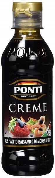 Crema di Balsamico 0,25l / Ponti